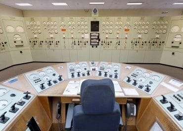 Electrical Control Room
